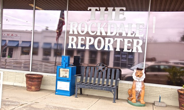 The Rockdale Reporter, established in 1893 and owned by the Cooke family since 1911, is one of Texas' most successful community newspapers.